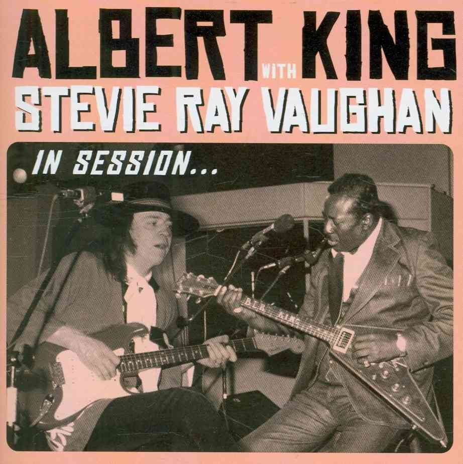 IN SESSION BY KING,ALBERT (CD)