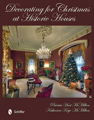 Decorating for Christmas at Historic Houses
